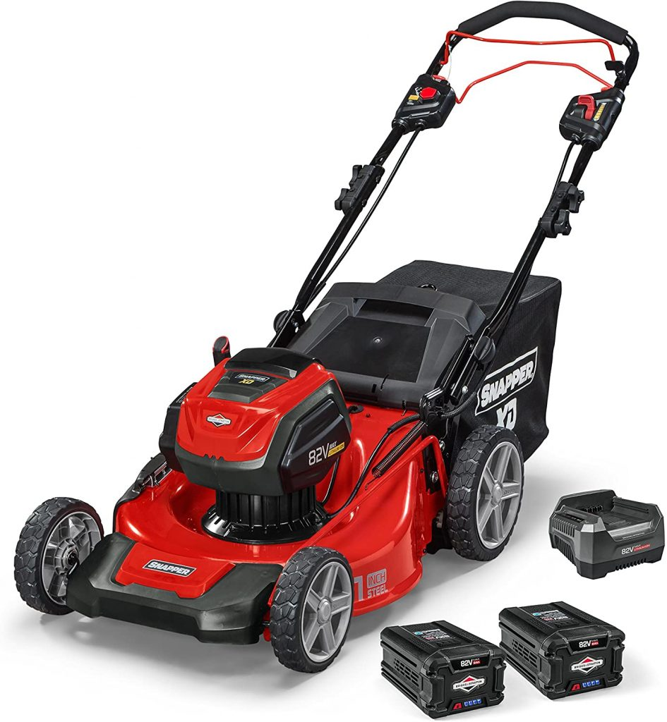 Snapper 1687914 82V Cordless Self-propelled Lawn Mower