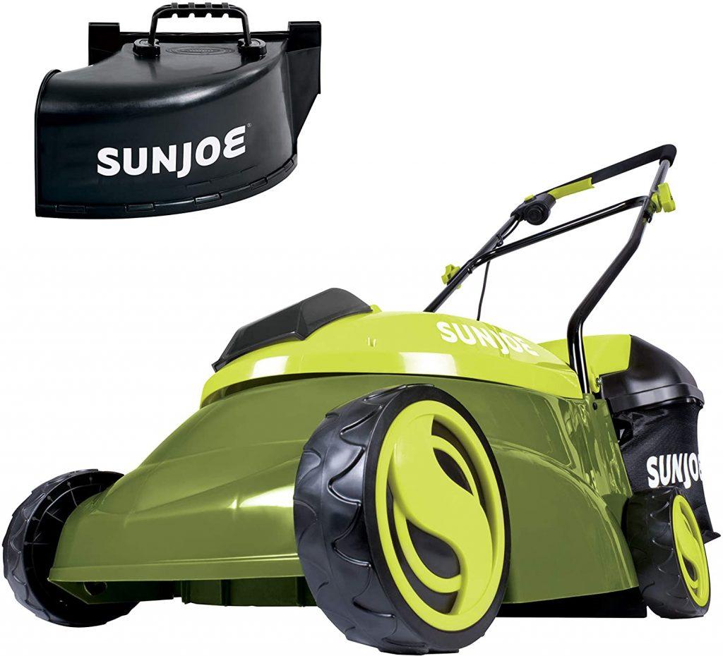 Sun Joe MJ401C-PRO 14 inch Cordless Push Lawn Mower