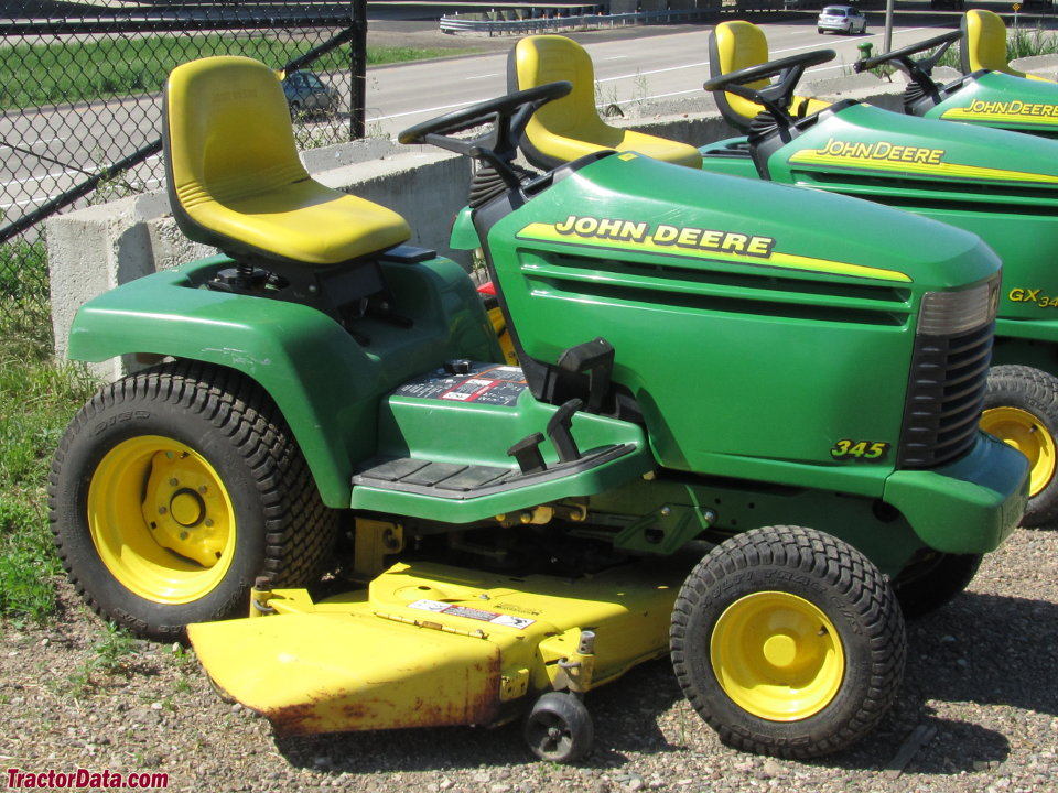 John Deere 345 review: Complete Review