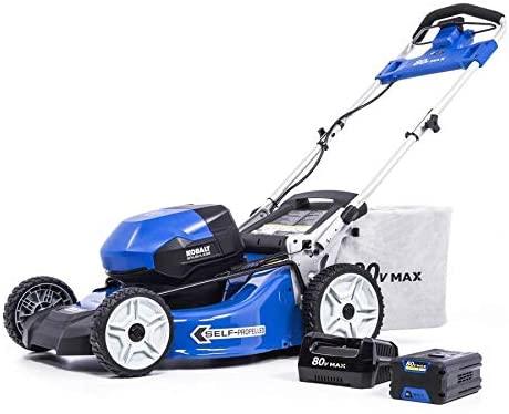 Kobalt 80v Mower