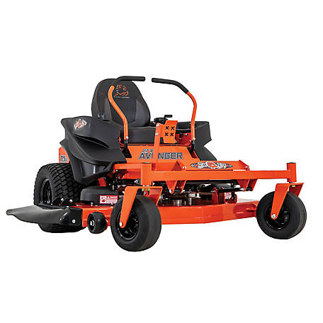 Bad Boy ZT60 Avenger Garden Tractor - Best Heavy Duty Garden Tractor
