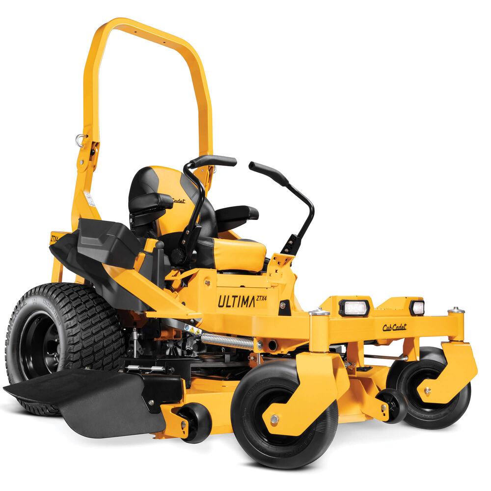 Cub Cadet Ultima ZTX4 Garden Tractor - Best garden tractor for tilling
