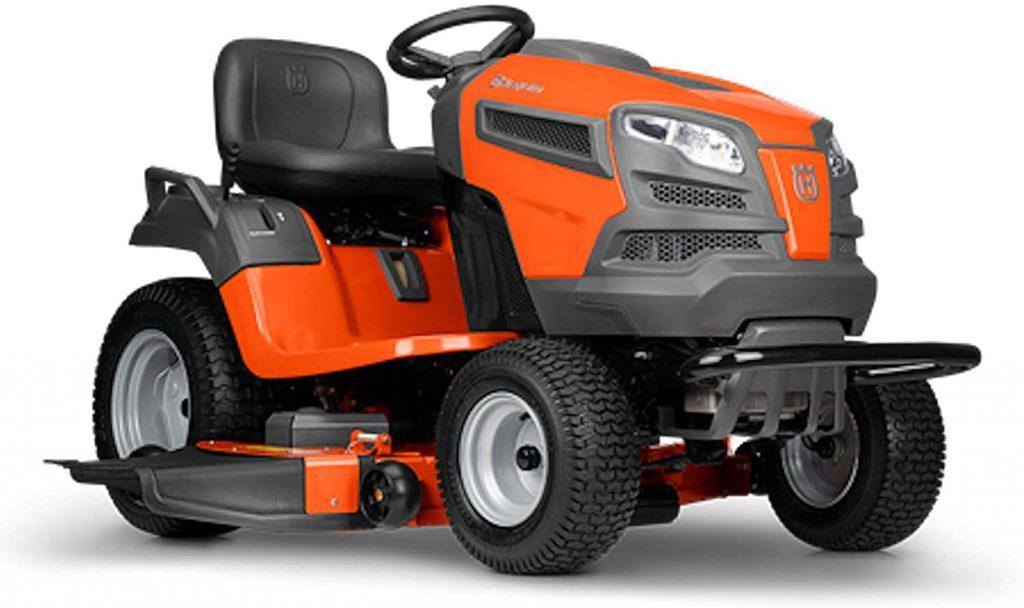 """Husqvarna LGT54DXL 54"""" 25HP Kohler Garden Tractor"""