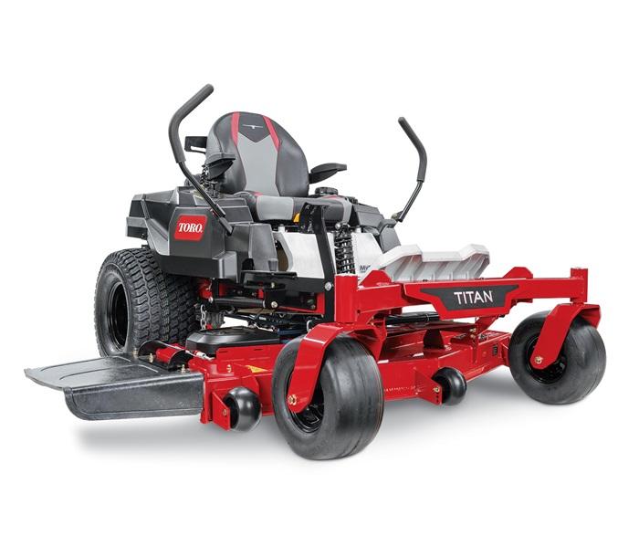 Toro TITAN 60 in. Fab Deck Zero-Turn Garden Tractor